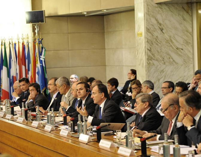 V Conferenza Italia America Latina