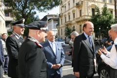Arrivo allIILA del Ministro della Salute Prof. Renato Balduzzi_800x533