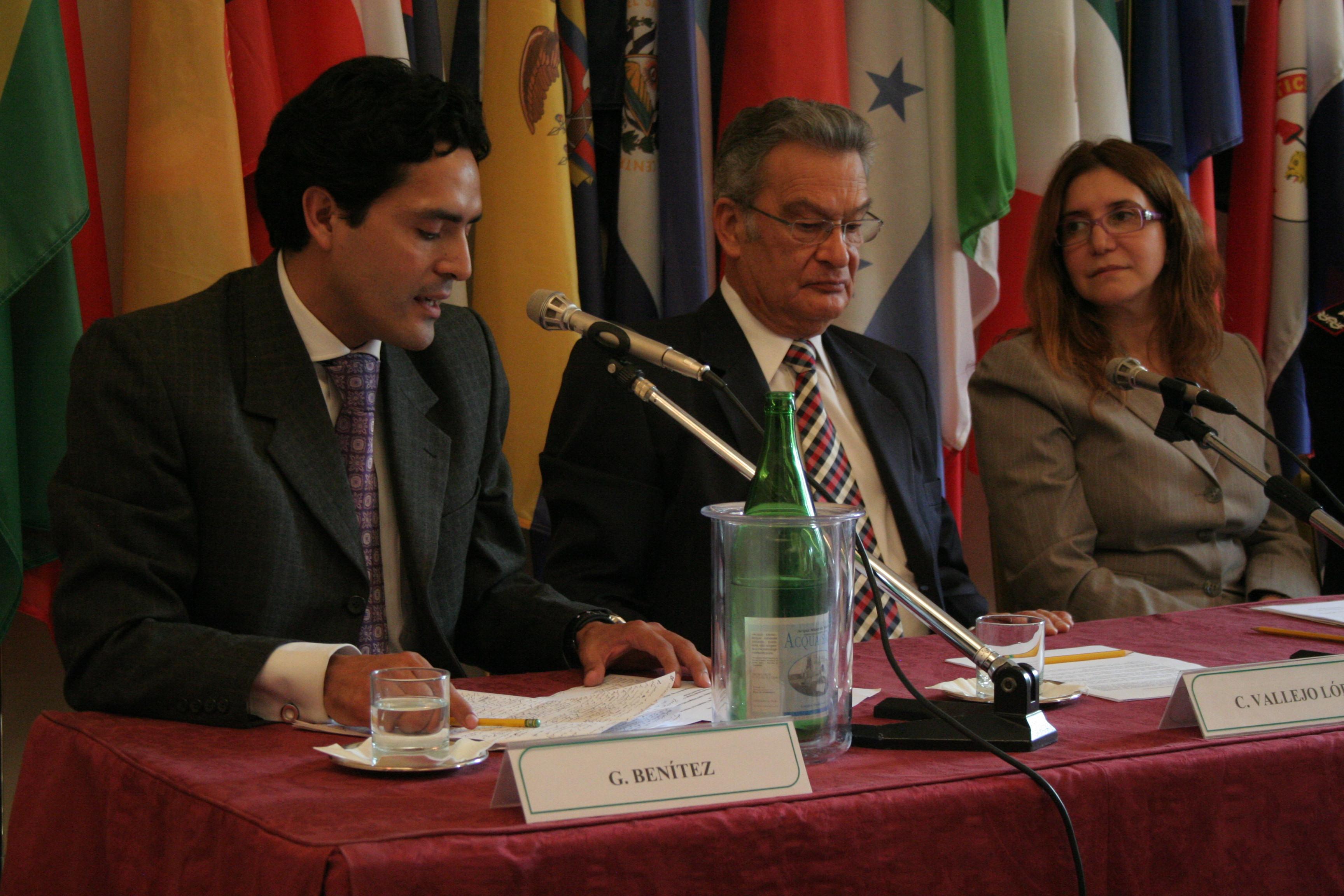 Chiusura seminario Ecuador 4