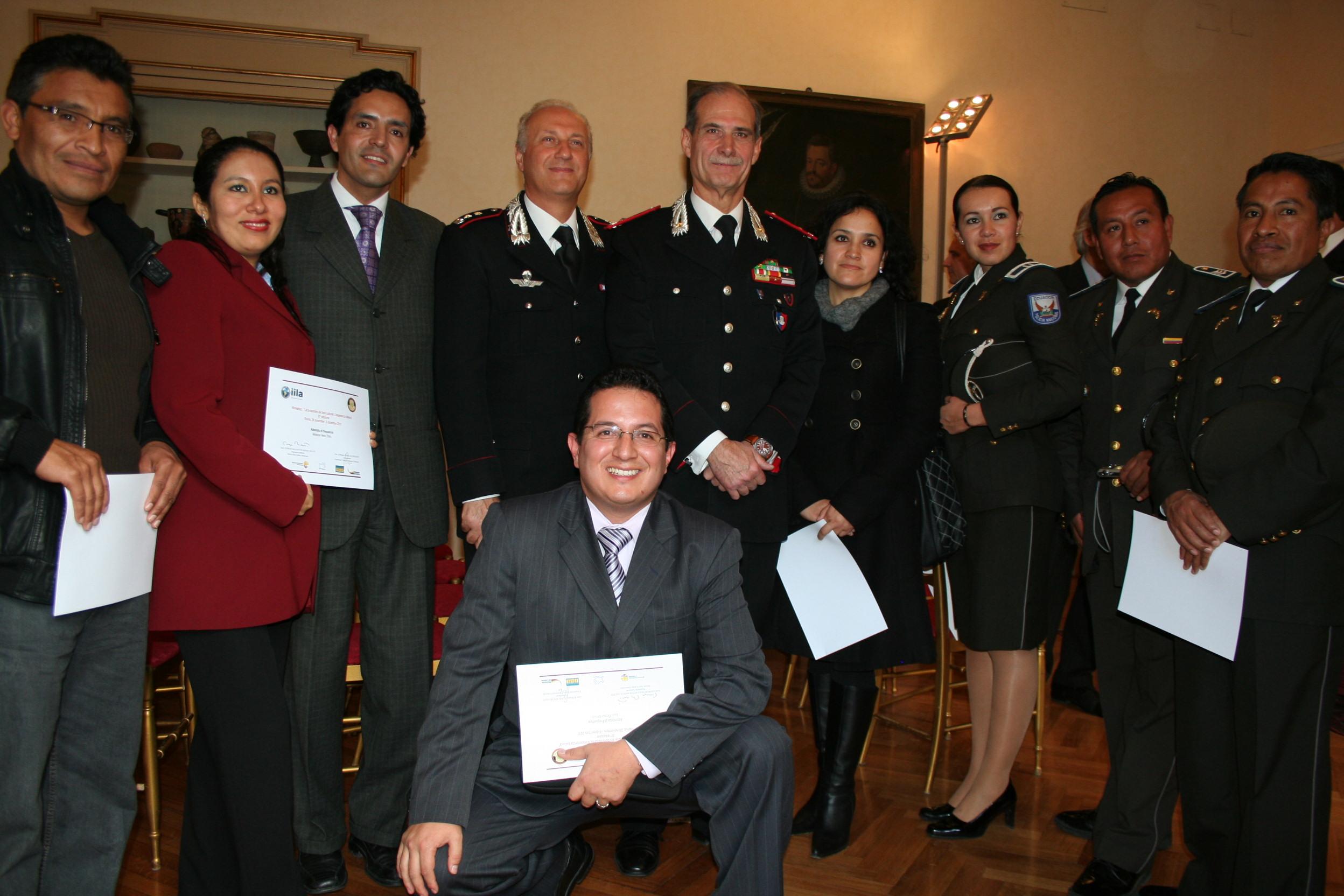 Chiusura seminario Ecuador 5