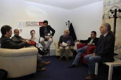01 Scrittori invitati intervistati per Euronews