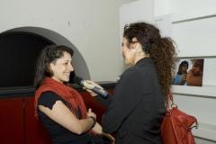 Coni Rosman (Argentina), fotografa selezionata, intervistata da Patricia Ynestroza, Radio Vaticana.